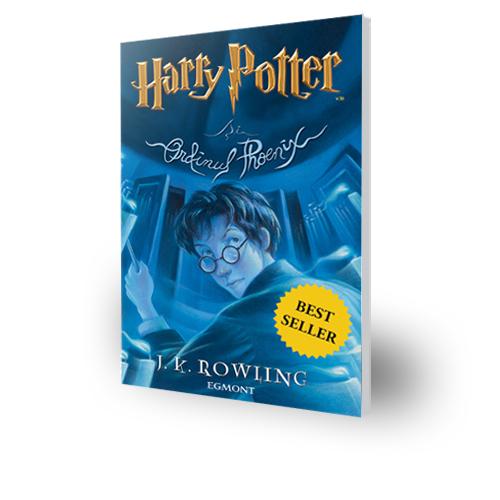 Carte Harry Potter si Ordinul Phoenix