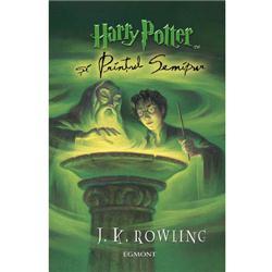 Carte Harry Potter si Printul Semipur
