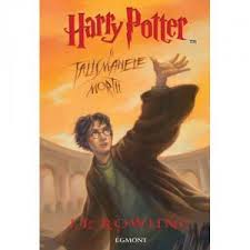 Carte Harry Potter si Talismanele Mortii