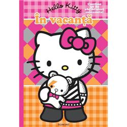 Carte Hello Kitty - In Vacanta