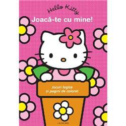 Carte Hello Kitty - Joaca-te cu Mine