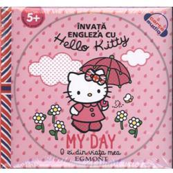Carte Hello Kitty - O Zi din Viata Mea