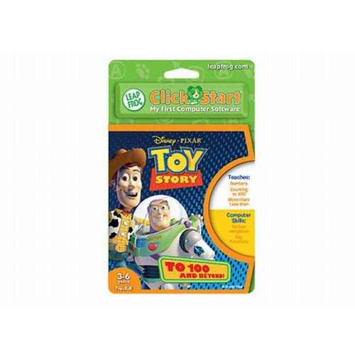 Carte Interactiva ClickStart Toy Story