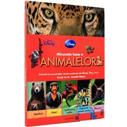 Carte Minunata Lume a Animalelor