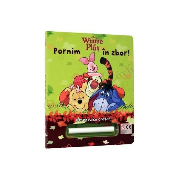 Carte Winnie de Plus - Pornim in Zbor