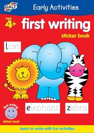 Carte scrisul pentru incepatori First Wr