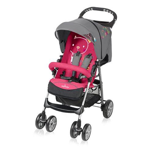 Carucior sport  Baby Design Mini Pink