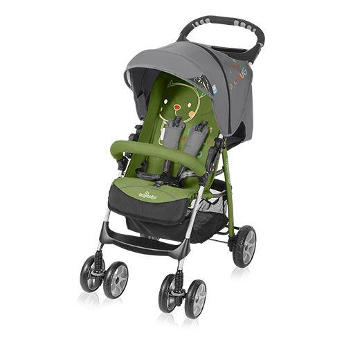 Carucior sport Baby Design Mini Green