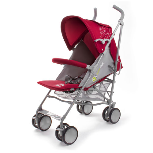 Carucior sport Buggy Prestige Dark Red