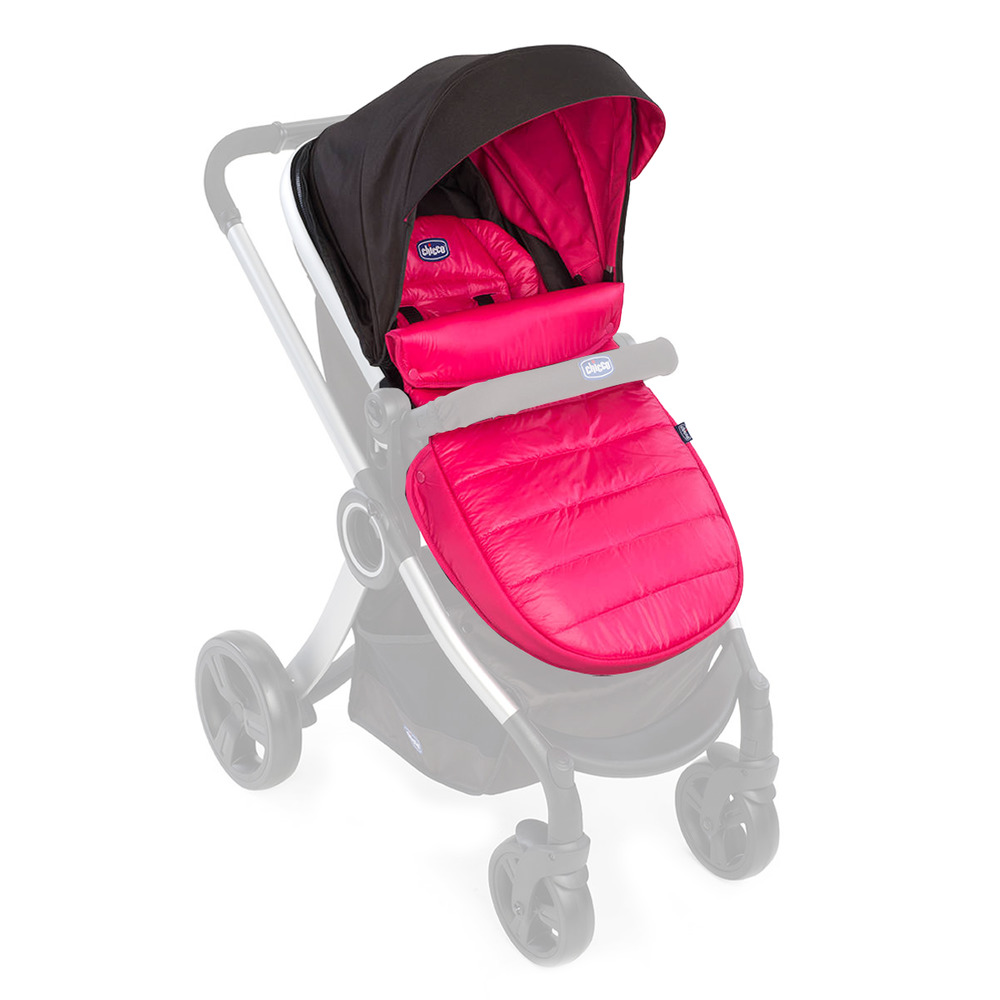 Color Pack Carucior Chicco Urban Winter Edition Winter Sunset