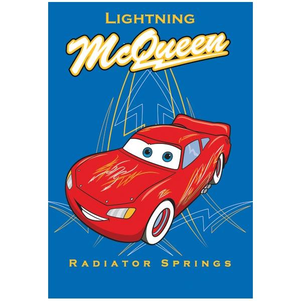 Covor copii Cars model 07 160×230 cm Disney din categoria Camera copilului de la DISNEY
