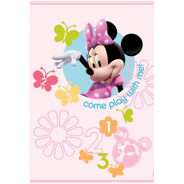 Covor copii Minnie Mouse model 13 160x230 cm Disney