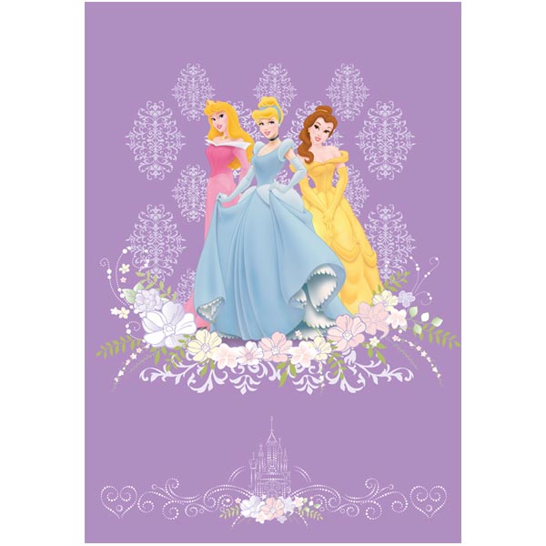 Covor copii Princess model 102 160x230 cm Disney imagine