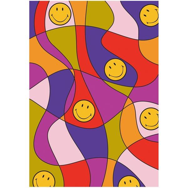 Covor copii Smiley model 8815 140x200 cm Disney imagine
