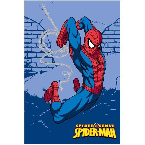 Covor copii Spiderman model 905 140x200 cm Disney