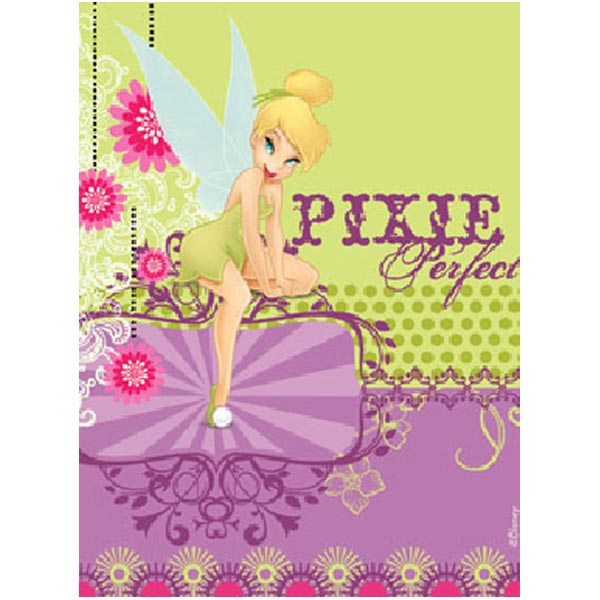 Covor copii Tinkerbell model 991 160x230 cm Disney imagine
