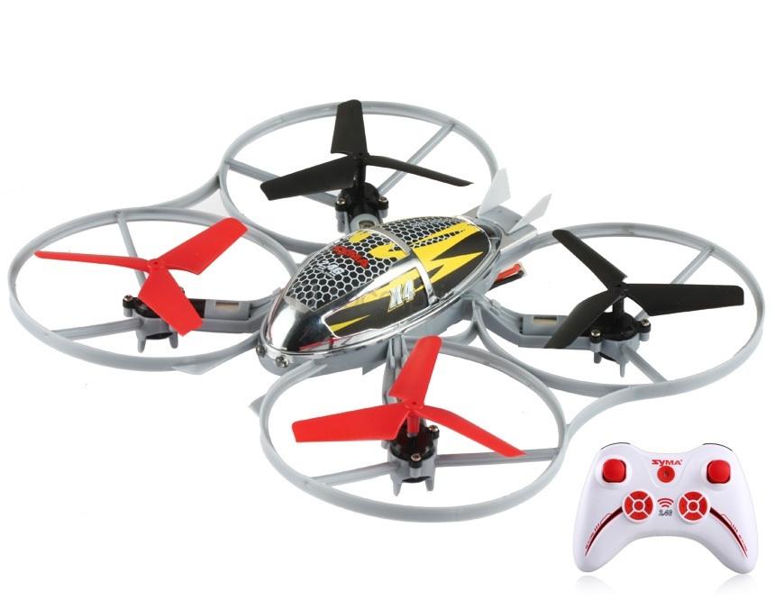 Drona Syma X4 - 4 canale, 2.4 GHz