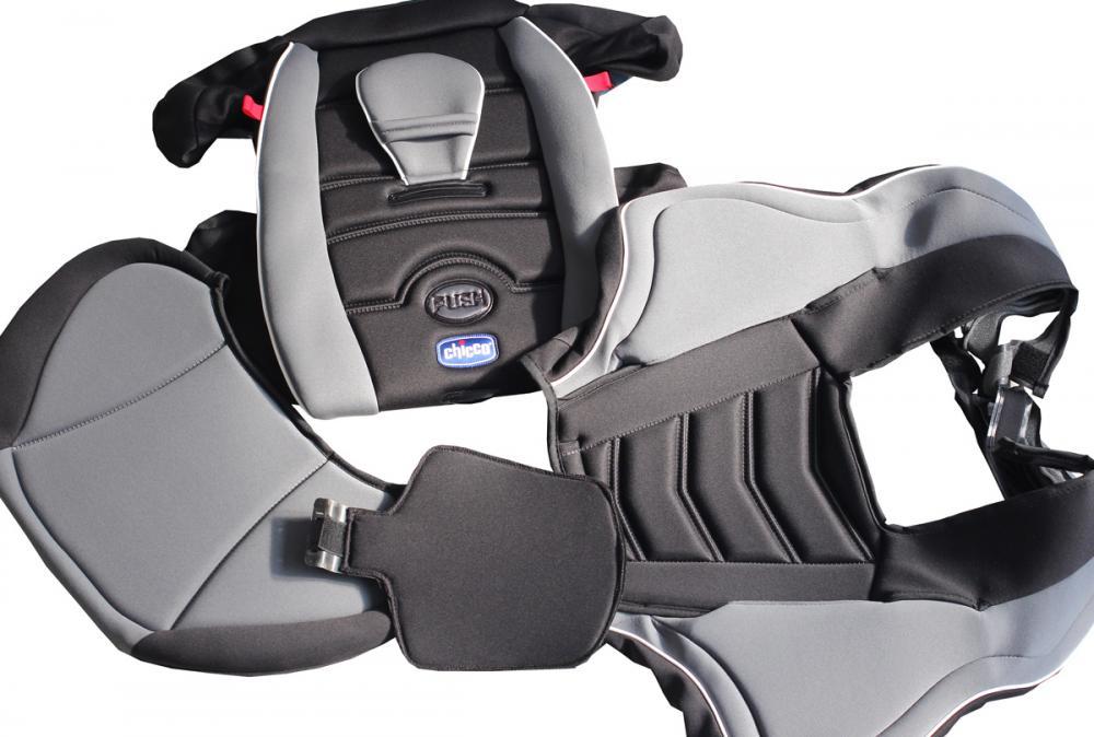 Husa scaun auto Chicco Neptune (Gri) - 20790797470
