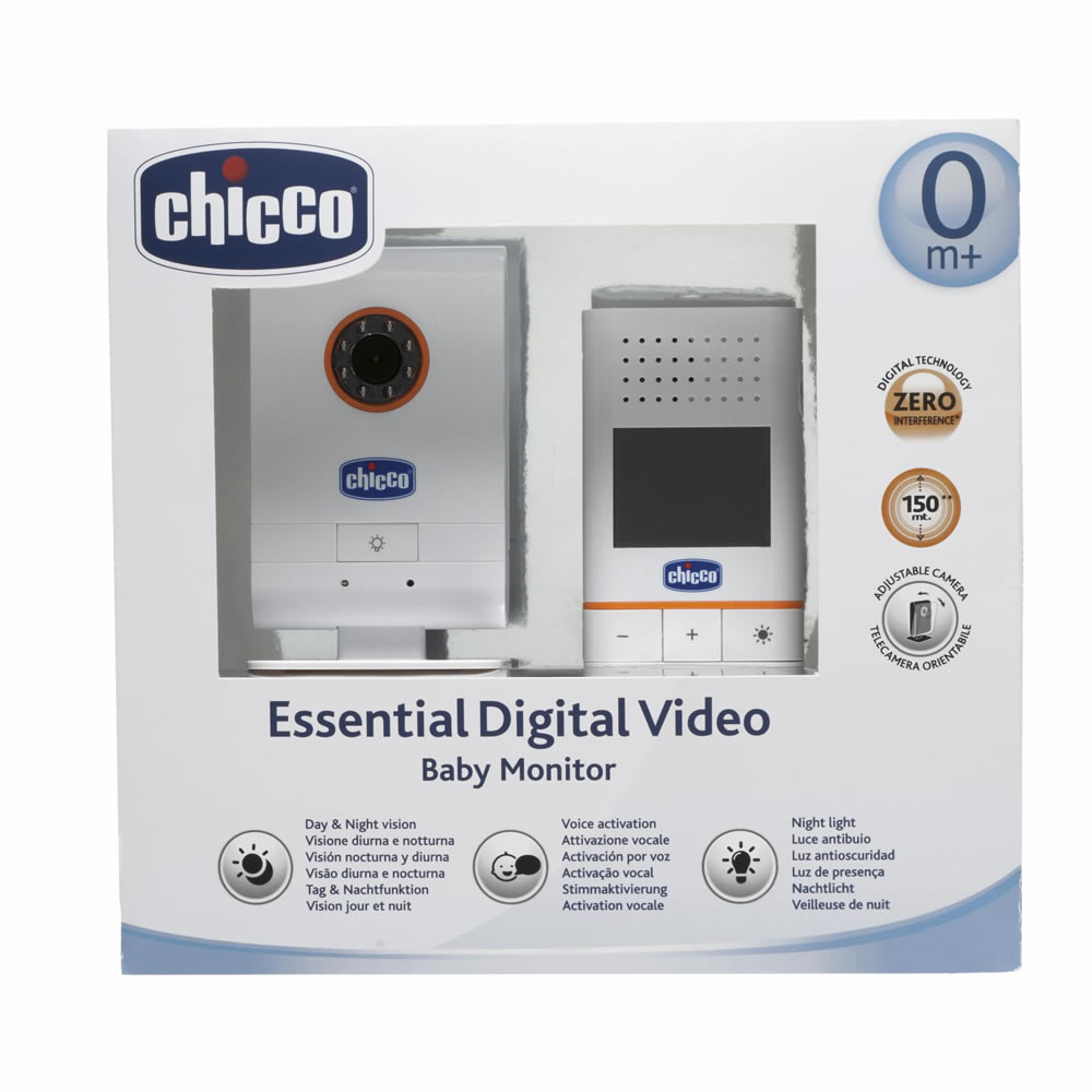 Interfon video digital Chicco imagine