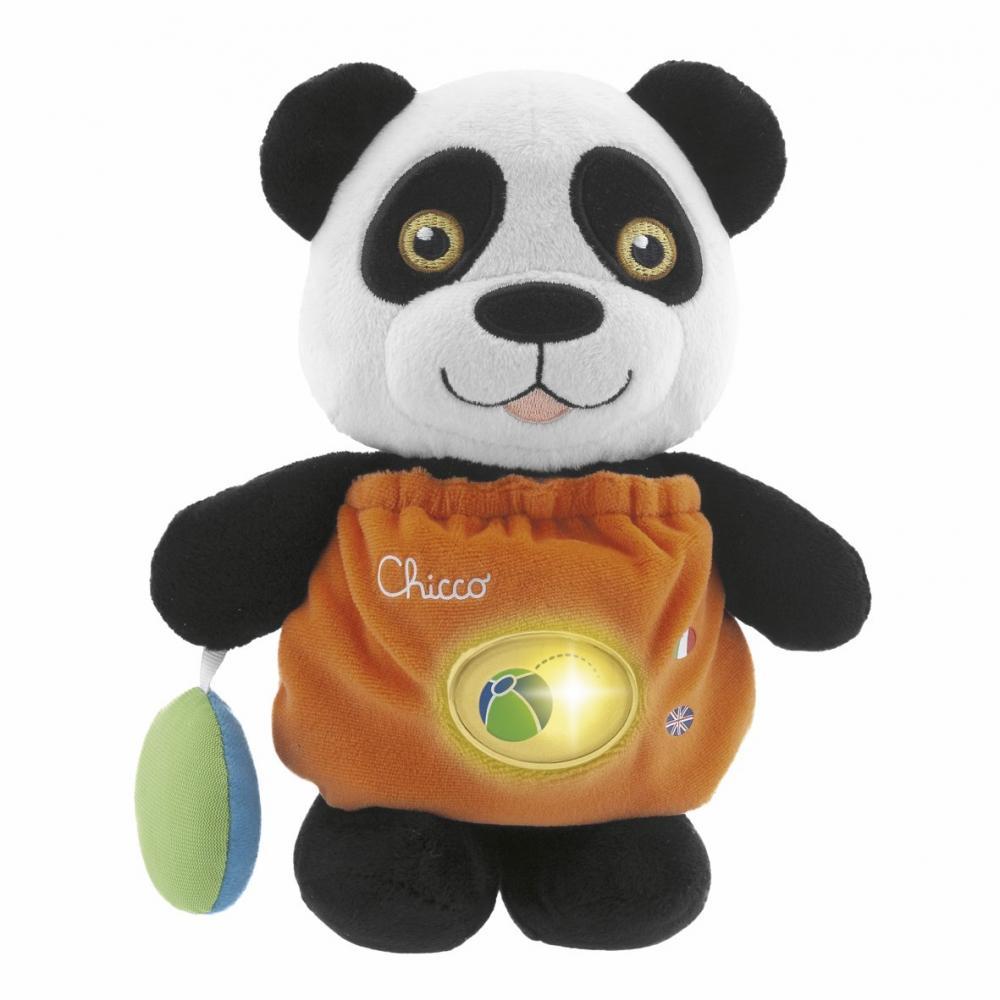 Jucarie Chicco Urs Panda vorbitor