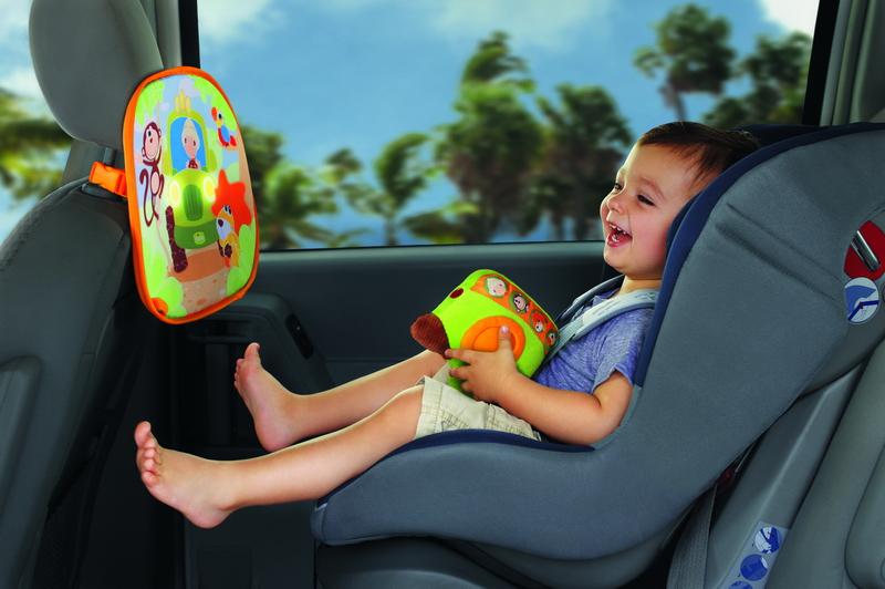 Jucarie Chicco auto cu telecomanda Travel Safari