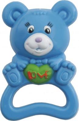 Jucarie plastic zornaitoare pentru bebelusi ursulet