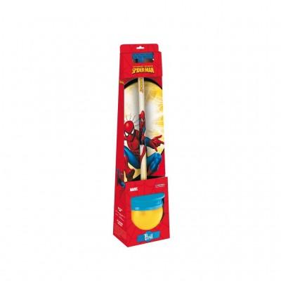 Jucarie saritoare T Ball Spiderman imagine