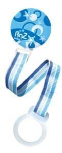 Lantisor pentru suzete blue