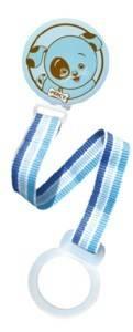 Lantisor pentru suzete blue puppy