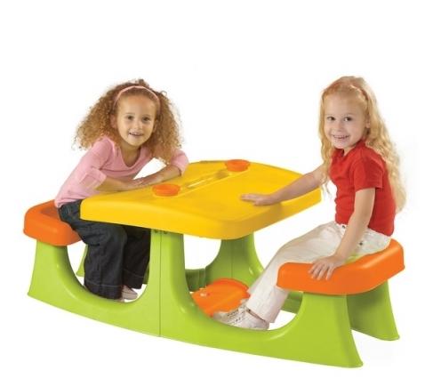 Masuta Picnic Copii cu 2 locuri