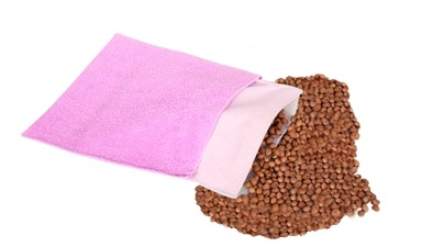 Pernuta cu samburi de visine Sevi Baby roz