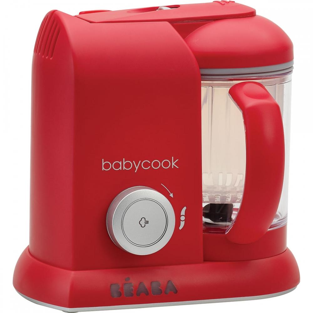 Robot Babycook Solo - Rosu