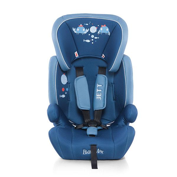 Scaun auto Baby Max Jett blue crab 2015