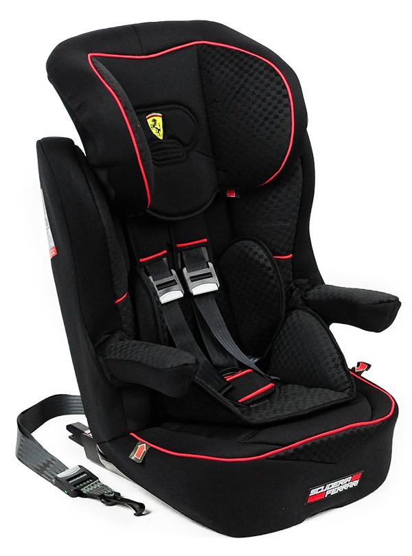 Scaun auto I-max SP Isofix Ferrari black