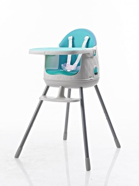 Scaun masa copii reglabil Bleu