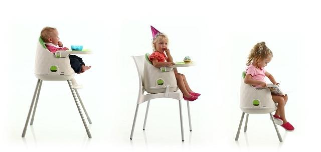 Scaun masa copii reglabil Violet