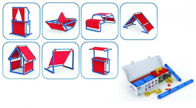 Set creativ de construit MegaDo