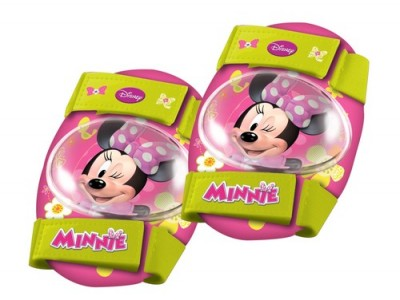 Set role cu genunchere si cotiere Minnie Mouse