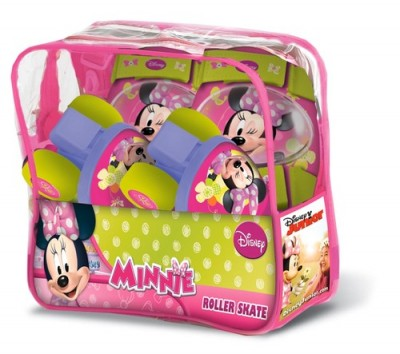 Set Role Cu Genunchere Si Cotiere Minnie Mouse