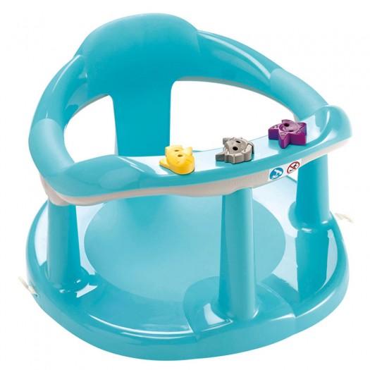 Suport ergonomic pentru baie Aquababy Turquoise
