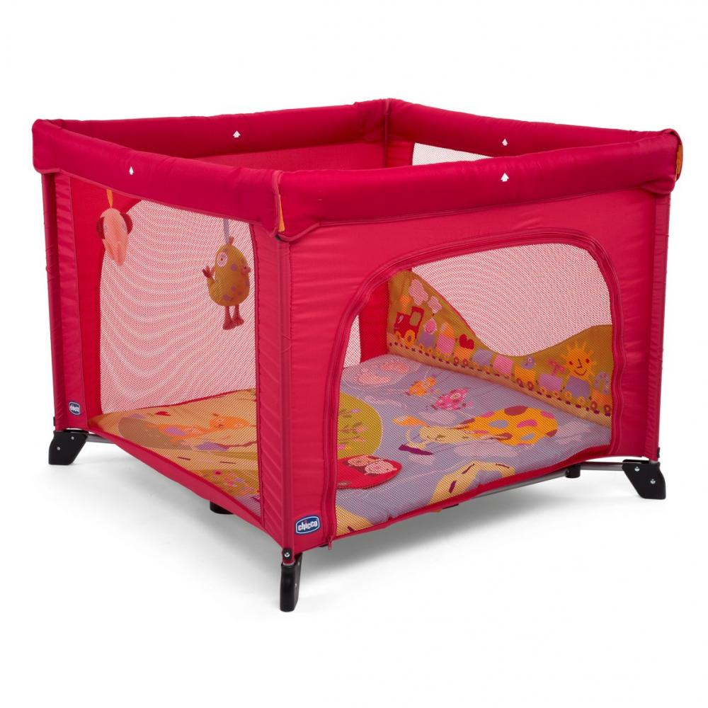 Tarc patrat Chicco Open Playpen, BabyWorld, 0luni+