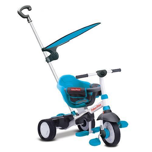 Tricicleta 3 In 1 Charm Albastra