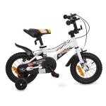 Bicicleta pentru copii Byox Prince 12 Alba