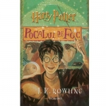 Carte Harry Potter - Pocalul de Foc