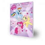 Carte de Colorat My Little Pony