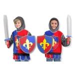 Costum Carnaval Copii Cavaler Melisa&Doug