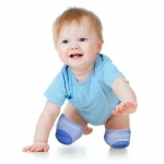 Genuchiere pentru bebelusi Sevi Baby Albastru