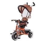 Tricicleta Chipolino Racer orange 2015