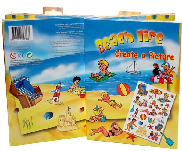 Album creeaza imagini beach life