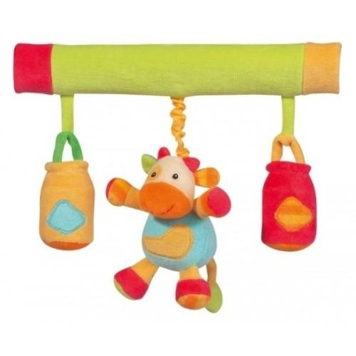 Bagheta muzicala cu iepuras Brevi Soft Toys